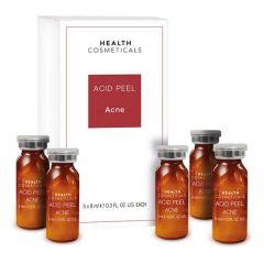 Klapp Acid Peel szérum pattanásos bőrre - ampullák 5x8ml