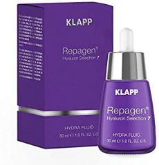 Klapp Repagen Hyaluron Selection 7- hidratáló folyadék 30ml
