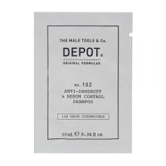 Depot 102 Anti-Dandruff & Sebum Control sampon 10ml