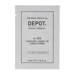 Depot 202 Complete Leave-In hajbalzsam 10ml