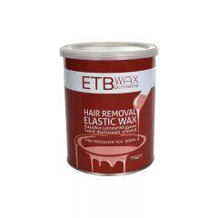 ETB Wax Rózsaszín elasztikus gyanta 800ml