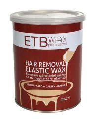 ETB Wax Sárga elasztikus gyanta 800ml