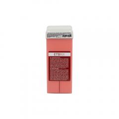 ETB Wax Rózsaszín széles Klaszikus gyanta applikátor 100ml