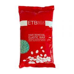 ETB Wax Elasztikus gyanta gyöngy 1kg Aloe Vera