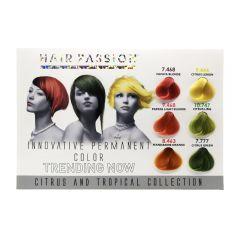 Hair Passion Citrus színkatalógus