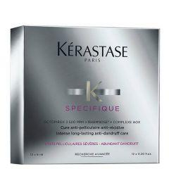 Kerastase Specifique Intense Long-Lasting Anti-Dandruff Kezelés 12x6ml
