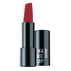 Make up Factory Semi-Matt Longlasting Sheer Carmine 386