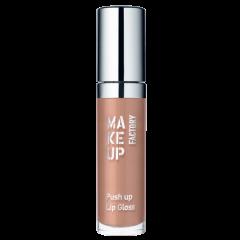Make up Factory Push Up Lip Gloss Peach Rose 57