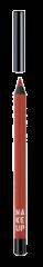 Make up Factory Lip Liner Deep Rust 24