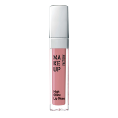 Make up Factory High Shine Lip Gloss Dune Rose 39