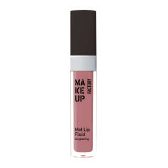 Make up Factory Mat Lip Fluid Longlasting Velvet Rosewood 61