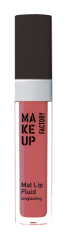 Make up Factory Mat Lip Fluid Longlasting Soft Raspberry 65