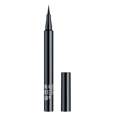 Make up Factory Full Precision Liquid Eye Liner Black 01