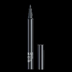 Make up Factory Full Dimension Liquid Eyeliner Black 01