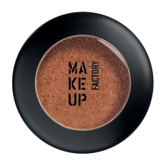 Make up Factory Metal Shine Eye Shadow Burnt Bronze 21