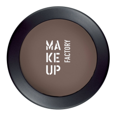 Make up Factory Mat Eye Shadow Mono Walnut Brown 10