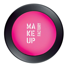 Make up Factory Mat Eye Shadow Mono Fuchsia Pink 58