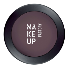 Make up Factory Mat Eye Shadow Mono Matt Aubergine 60