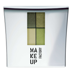 Make up Factory Quattro Eye Shadow Olive Garden 23