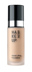 Make up Factory Velvet Lifting Foundation 08