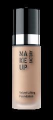 Make up Factory Velvet Lifting Foundation 20