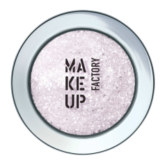 Make up Factory Luxury Glitter Cream Silver Rose 11