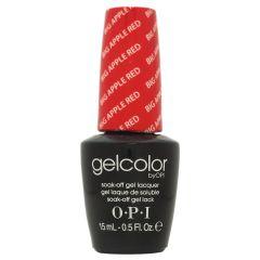 OPI Gelcolor Körömlakk Big Apple Red 15ml