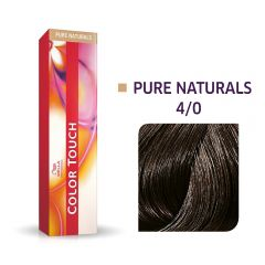 Wella Color Touch 4/0 60ml