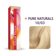Wella Color Touch 10/03 60ml