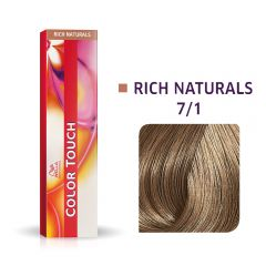 Wella Color Touch 7/1 60ml