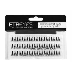 ETB Eyes tincses műszempilla ultra fekete 60db L